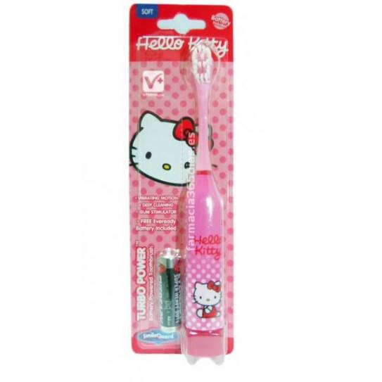 HELLO KITTY CEPILLO ELECTRICO