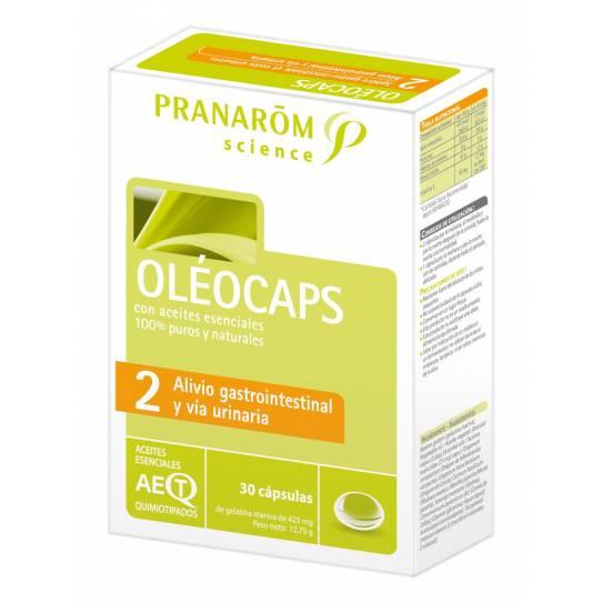 Pranarom Oleocaps 2 30Caps(AB CISTI CANDI)