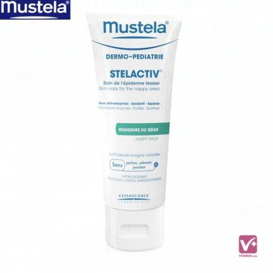 MUSTELA PACK 2 STELACTIV 75 ML
