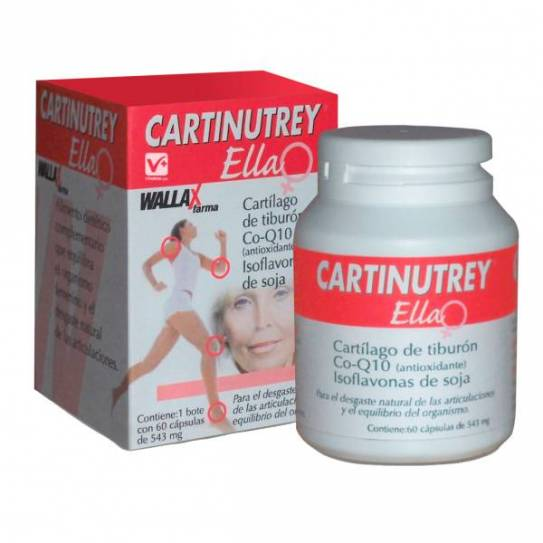 CARTINUTREY ELLA 60 CAPSULAS