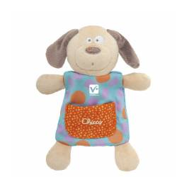 CHICCO SOFT MANTITA PERRITO