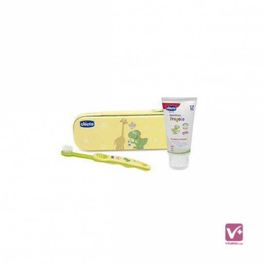 CHICCO SET DENTAL UNISEX