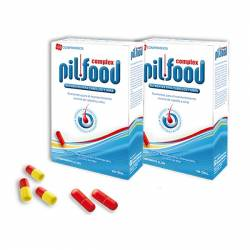 Pilfood Complex Pack Duplo 2x60