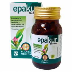 PLANTA MEDICA EPAKUR NEODETOX 50 CAP