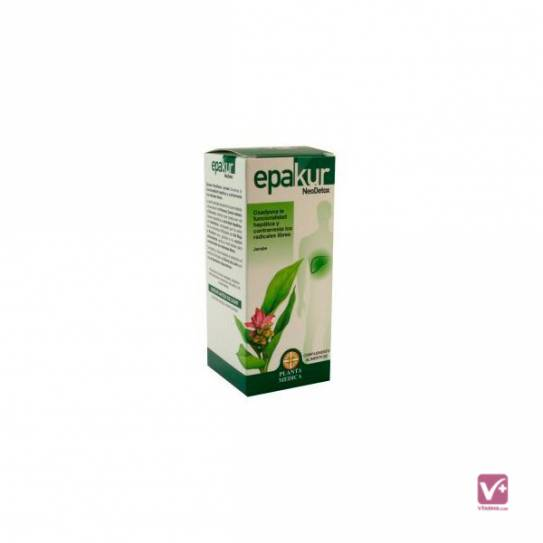 Planta Medica Epakur Neodetox jarabe 300g