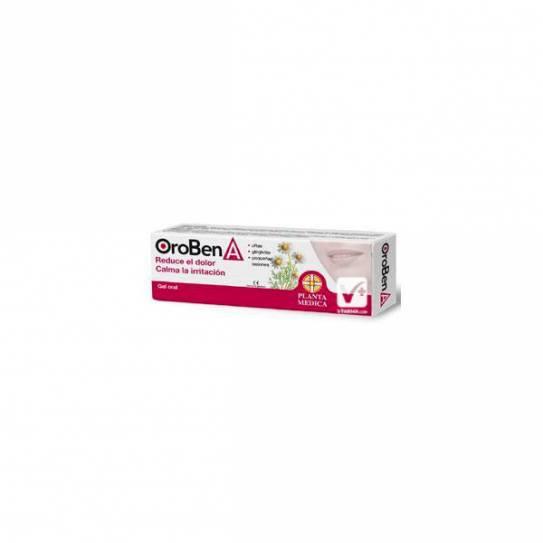 Planta médica Oroben A gel oral 15 ml