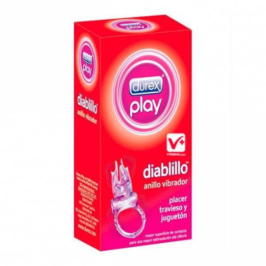 DUREX PLAY ANILLO DIABLILLO