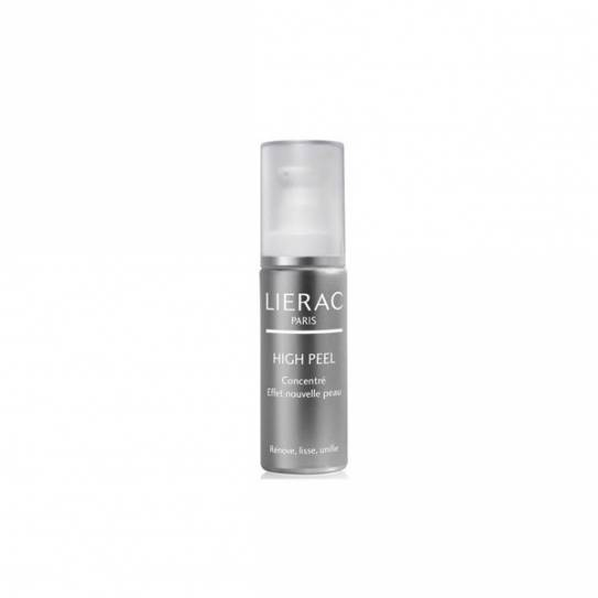 LIERAC HIGH PEEL CONCENTRADO RENOVADOR 30ML