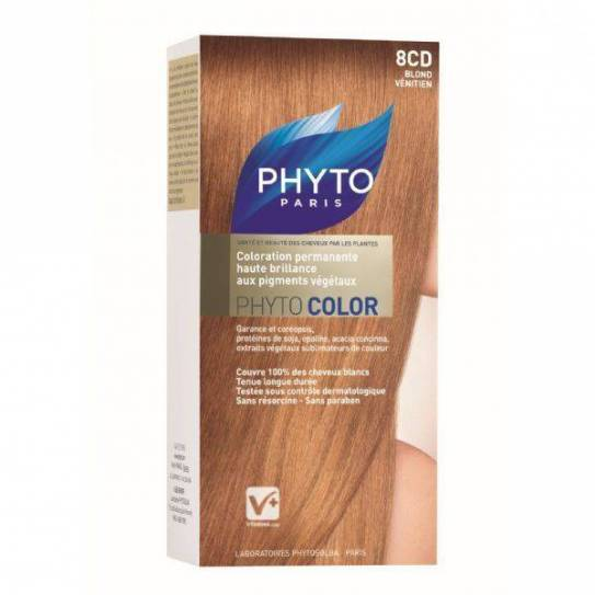 PHYTO COLOR 8CD RUBIO VENEZIANO