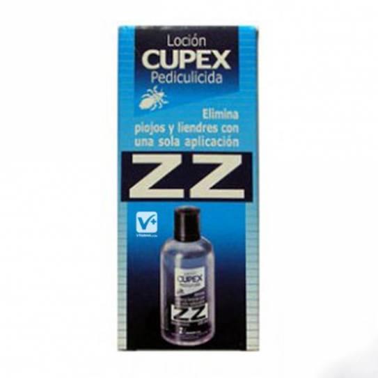 Zz Locion Cupex Pediculicidad 100 ml