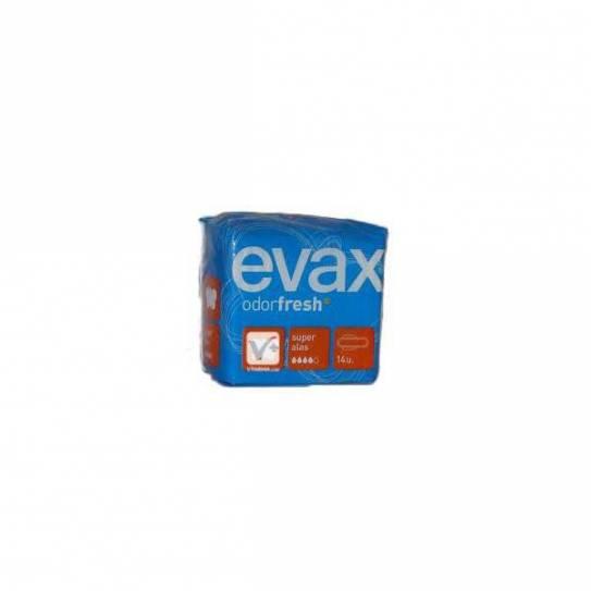 EVAX COMPRESAS SUPER CON ALAS 14