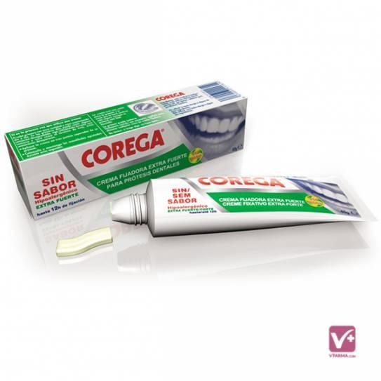 COREGA CREMA EXTRA FORTE SIN SABOR 75G