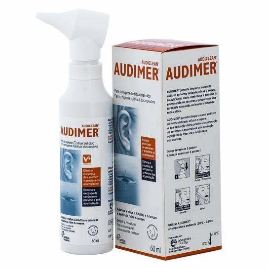 Audimer Suero Marino Isotónico 60ml Spray