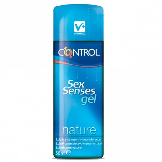 CONTROL SEX GEL LUBRICANTE NATURAL