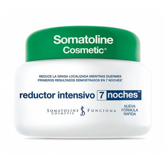 450ml Somatoline Cosmetic 7 Noches Reductor