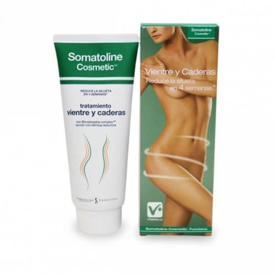 SOMATOLINE COSMETIC VIENTRE Y CADERAS 150ML