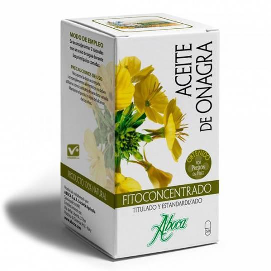 Aboca fitoconcentrado aceite de onagra 610 mg 50