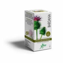 Aboca fitoconcentrado bardana 500 mg 50 cápsulas