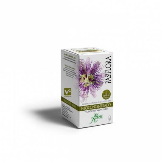 Aboca fitoconcentrado pasiflora 500 mg 50 cápsul