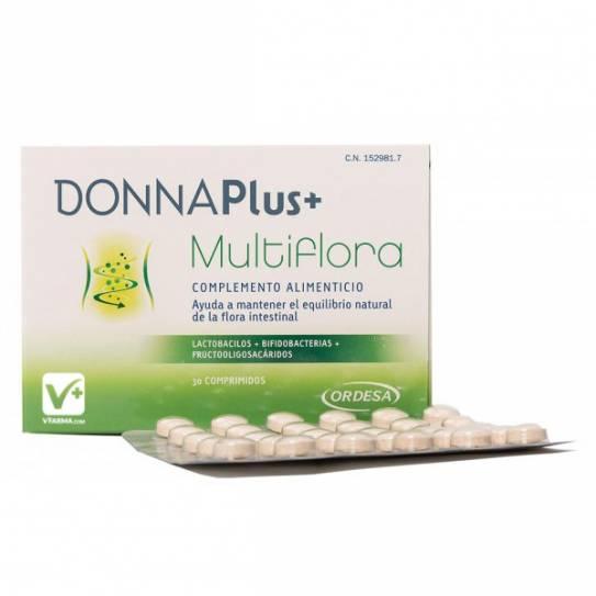 DONNA PLUS MULTIFLORA- 11 30 COMPRIMIDOS