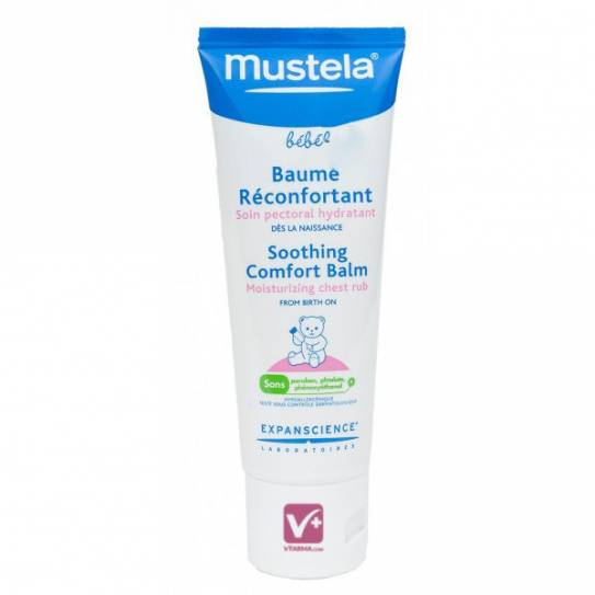 MUSTELA BALSAMO RECONFORTANTE 40 ML