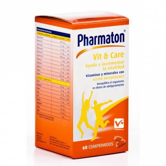 PHARMATON VIT 60 COMPRIMIDOS