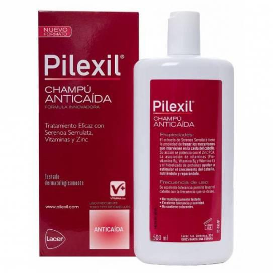 Pilexil 500 ML Champú Anticaida