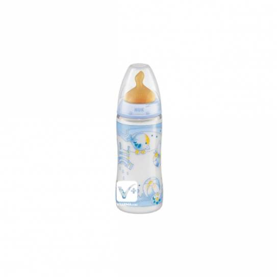 NUK BIBERON BLUE PP LATEX 2L 330 ML