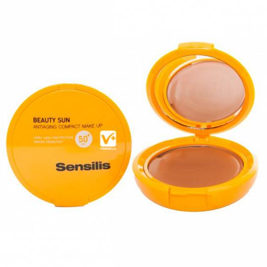 SENSILIS BEAUTY SUN ANTIAGING SPF 50+ MAKE UP CO