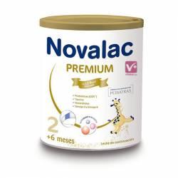 NOVALAC Premium 2 800 GR Leche Continuación