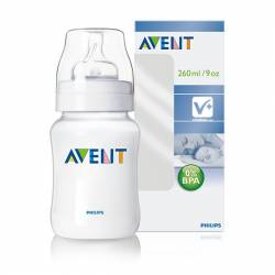 AVENT PHILIPS BIBERON PP ANTICOLICO 260 ML