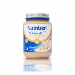 NUTRIBEN CENA CREMA VERDURA CON PAVO 200 GR