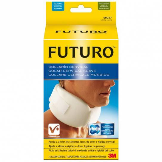 FUTURO COLLARIN CERVICAL 3M AJUSTABLE CUELLO