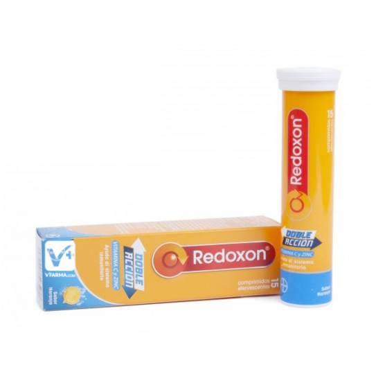 Redoxon 1 gr 15 comprimidos efervescentes naranj