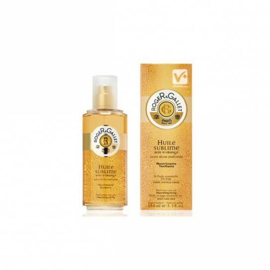 ROGER GALLET HUILE SUBLIME BOIS D'ORANGE 100 ML