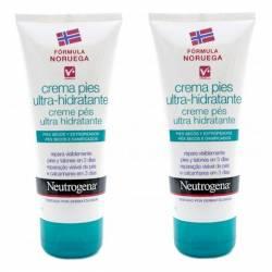 Neutrogena Crema Pies Ultrahidratante Fórmula No
