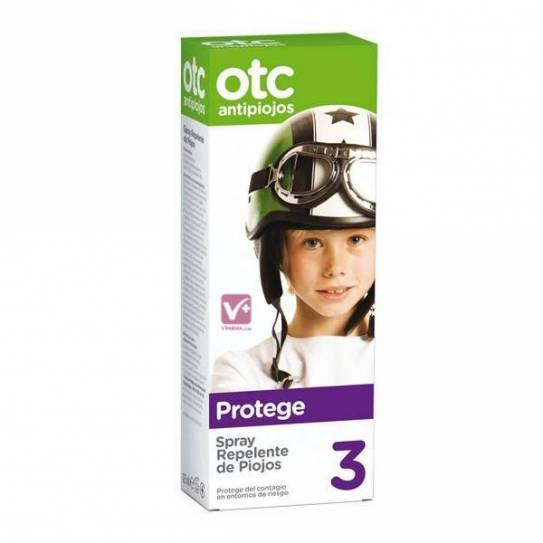 OTC PROTEGE SPRAY REPELENTE DE PIOJOS 125 ML