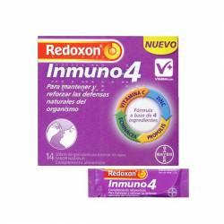 Redoxon inmuno 4 granulado para tomar sin agua 1