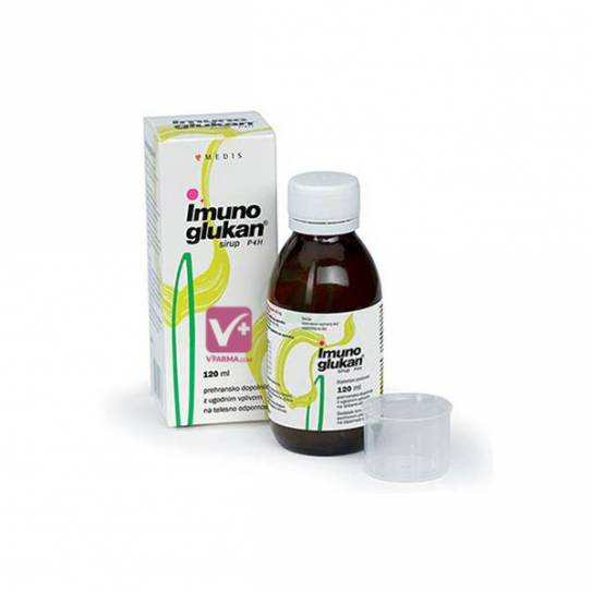 Imunoglukan ph4 jarabe 120 ml