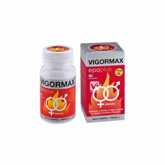 VIGORMAX EPAPLUS UNISEX 60 CAPS