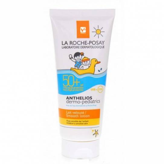la roche posay ANTHELIOS SPF- 50+ DERMOPEDIATRIC