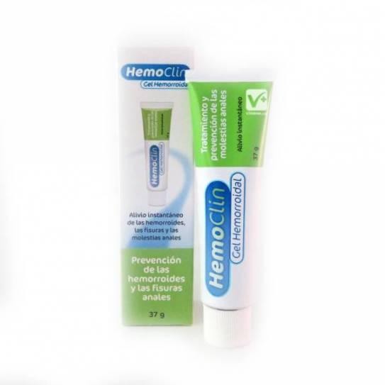 HEMOCLIN GEL HEMORROIDAL 37GR.