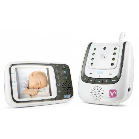 Envío Gratis - NUK Babyphone Vigilabebés con Vid