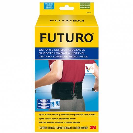 FUTURO SOPORTE LUMBAR AJUSTABLE 1 U