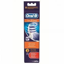 ORAL-B RECAMBIO TRIZONE EB 30-3 3 UDS