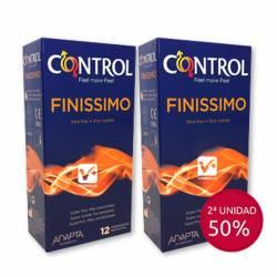 CONTROL FINISSIMO PRESERVATIVOS 24 UDS