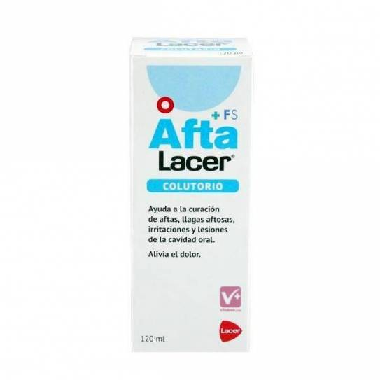 AFTA LACER COLUTORIO (ENJUAGUE) 120 ML