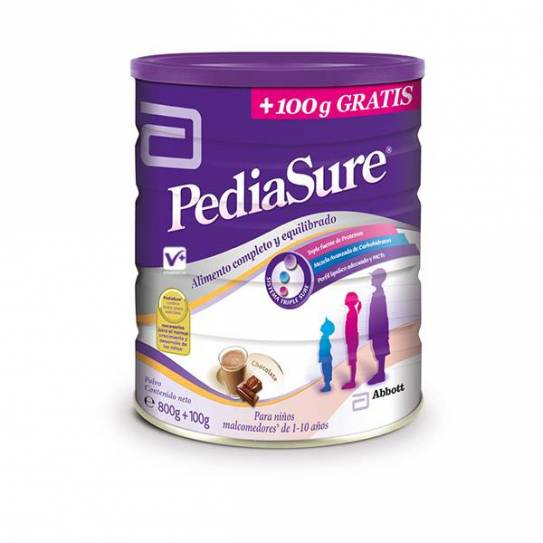 ¡¡ Envío Gratis !! - Pediasure Chocolate 850 gr