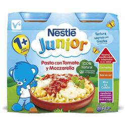 NESTLE JUNIOR PASTA CON TOMATE Y MOZZARELLA 200