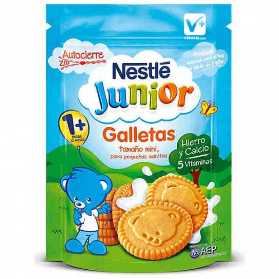 NESTLE JUNIOR GALLETAS 180 GR